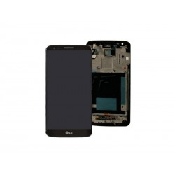 Ecran LCD + Tactile Complet LG G2 Noir