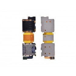 PCB Lecteur Carte Sim Samsung Galaxy S5