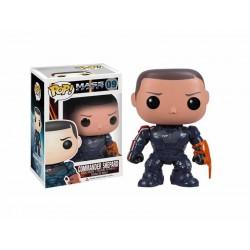 Figurine - Mass Effect - Commander Shepard Pop 10cm