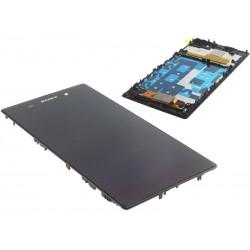 Ecran Tactile + LCD Complet Sony Xperia Z1 Noir