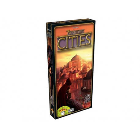 7 Wonders - Extension Cities - Edition française