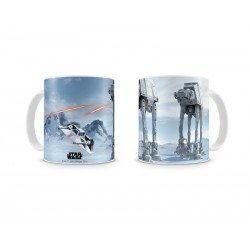 Mug Star Wars - Battle of Hoth