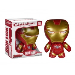 Peluche Marvel Avengers - Iron Man Fabrikations 15cm