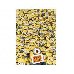 Poster Les Minions 100x140cm