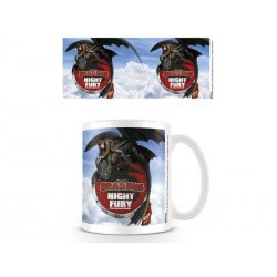 Mug Dragons - Night Fury 320ml