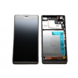 Ecran Tactile + LCD Complet Sony Xperia Z3 Noir