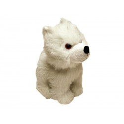 Peluche Game of Thrones - Direwolf Cub Style A 22cm