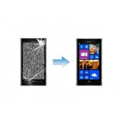 Changement Ecran LCD + Tactile Complet Nokia Lumia 925