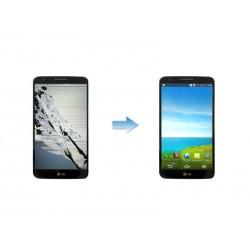 Changement Ecran LCD + Tactile Complet LG G2