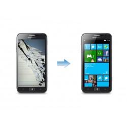 Changement Ecran LCD + Tactile Samsung ATIV S i8750