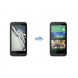 Changement Ecran Tactile + LCD HTC Desire 510