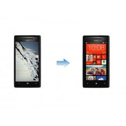 Changement Ecran LCD + Tactile HTC 8X
