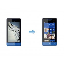 Changement Ecran Tactile + LCD HTC 8S