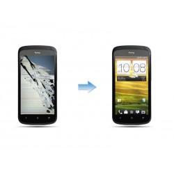 Changement Ecran Tactile + LCD HTC One S