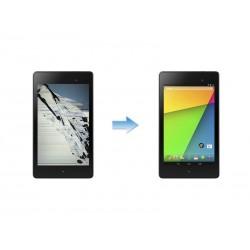Changement Ecran LCD + Tactile Complet LG Nexus 7