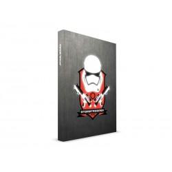 Cahier Lumineux Star Wars Episode 7 - Stormtrooper 15x20cm