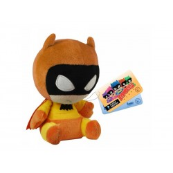 Peluche Dc Heroes - Batman Jaune Mopeez 10cm