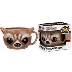 Mug Marvel - Rocket Racoon 3D