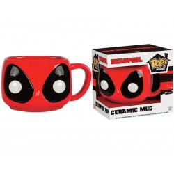Mug Marvel - Deadpool 3D