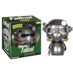 Figurine Fallout - Power Armor Dorbz 8cm