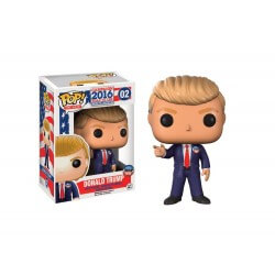 Figurine USA Campaign 2016 - Donald Trump Pop 10cm