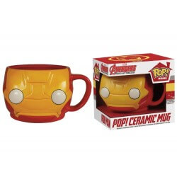 Mug Marvel - Avengers Iron Man 3D