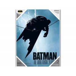 Poster DC Comics Verre Trempé - Dark Knight Returns Miller 30X40cm