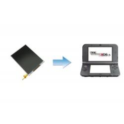 Changement Ecran LCD Bas New Nintendo 3DS XL