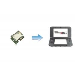 Changement Lecteur Carte Slot 1 New Nintendo 3DS XL