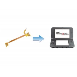 Changement Nappe 3D New Nintendo 3DS XL