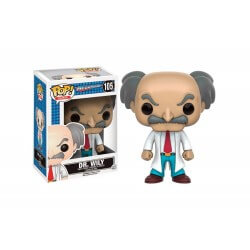 Figurine Megaman - Dr Wily Pop 10cm