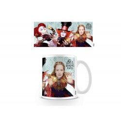 Mug Alice Through The Looking Glass - Characters