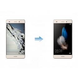 Changement Ecran LCD + Tactile Complet Huawei P8 Lite