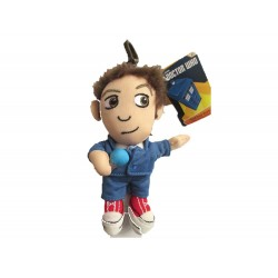 Peluche Clip On Doctor Who - 10th Doctor Sonore 10cm