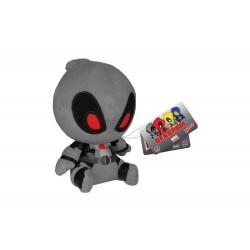 Peluche Marvel - Deadpool Gris Mopeez 10cm