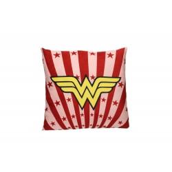 Coussin Carre Dc Universe - Wonder Woman Logo 45cm