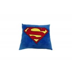 Coussin Carre Dc Universe - Superman Logo 45cm