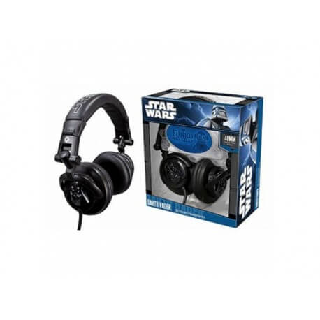 Casque Audio DJ Darth Vader
