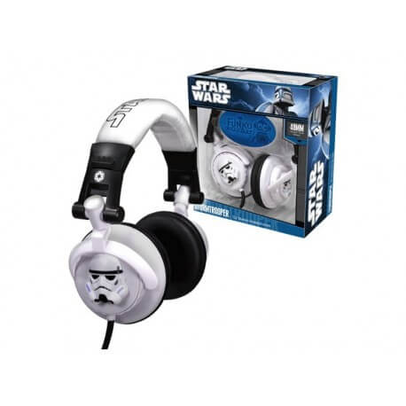 Casque Audio DJ Stormtrooper