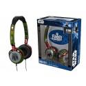 Casque Audio Pliable Boba Fettc