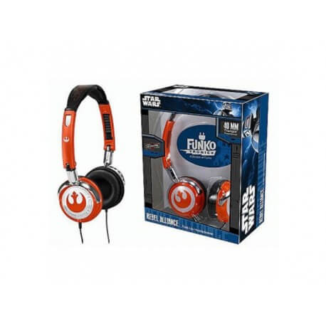 Casque Audio Pliable Rebel Alliance