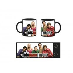Mug Big Bang Theory Personnages