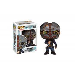 Figurine Dishonored 2 - Corvo Pop 10cm