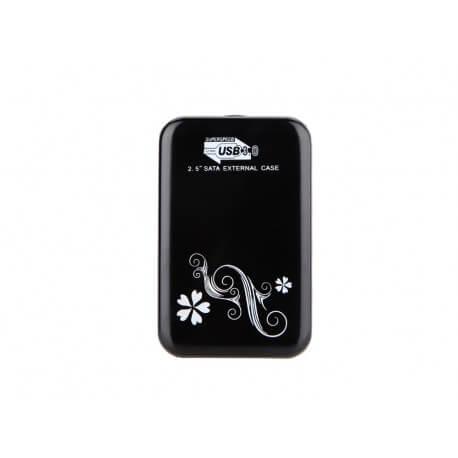 "Boitier Disque Dur Externe Sata 2""5 USB 3.0"
