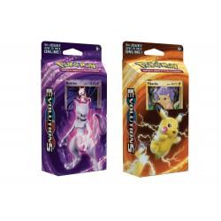 Pokemon - Starter Evolutions - Modele Aleatoire