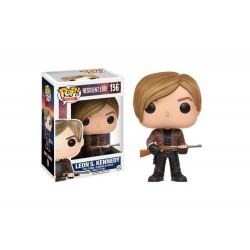 Figurine Resident Evil - Leon Kennedy Pop 10cm