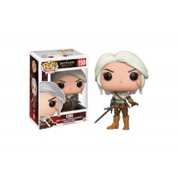 Figurine The Witcher - Ciri Pop 10cm