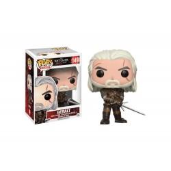 Figurine The Witcher - Geralt Pop 10cm