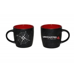 Mug Uncharted 4 - Compass Map