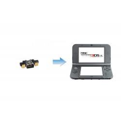 Changement Connecteur Alimentation New Nintendo 3DS / XL